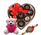 Enticing Chocolaty Bites for Special Rakhi Occasion - Real Belgium Chocolates