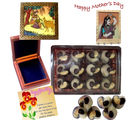 Mother' S Day Sizzling Heart Chocolate Hamper