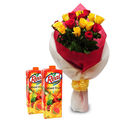 Roses N Fruit Juice - EXDFNP112