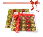 Chocholik's Perfect Combination of Chocolate Truffles With Gold & Red Colors