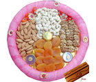 Exclusive Dry Fruit Thali