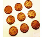 Ghasitaram Gifts Chocolates Smiley Face Sugarfree Chocolates