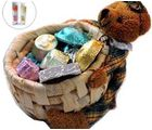 Teddy Basket Gift Chocolates (100 gm)