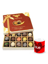 Chocholik Flavourful Truffles Collection With Love...