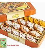 Ghasitaram's Sugarfree Assorted Gujiya 1000 gms