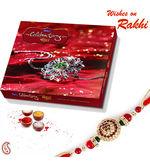 Cadburys Celebration Pack with Rakhi