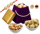 Haldiram Velvety Dry fruit greetings