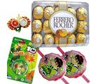 Ben10 Rocher Hamper - Gifts for Brother