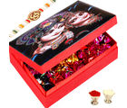 Rakhi With Radha Krishan Chocolate Box