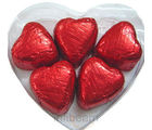 Heart Shape Chocolates (125 gm)