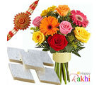 For Best Bhaiya Flower Bunch