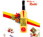 Cricket Season Rakhi for Kids, only one rakhi