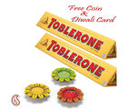 Toblerone Gift Hamper On Diwali With Terracota Diyas