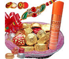 Assorted Choco Basket Chocolate Hamper