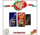 Lindt Lindor Truffles Party Pack of 3 Rakhi Delight