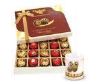 Chocholik Chocolates Express Your Feeling With Friendship Mug - Belgium Chocolates