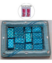 Crackle In Blue Gift Chocolates (200 Gm)