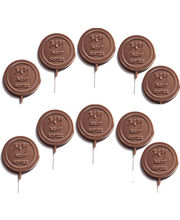 Set Of 10 Lollies - My Best Sister Chocolates (250 Gm)