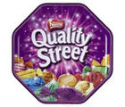 Contains assorted Quality Street Premium chocolates (250 gm)