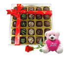 Chocholik Belgium Chocolate Gifts - The Delightful Truffle Collection
