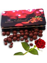 Little India Sapphire Almond Milk Chocolates Box V...