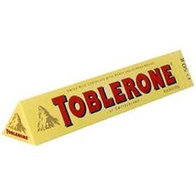 Toblerone Set Of 6 Chocolate Bars 50 gm, 300gm