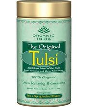Original Tulsi 100 gram Loose Tea Tin (100 gm)