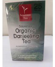 Sourenee darjeeling Black Tea Bags, 50 gm