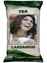Certified Cafe Desire Cardamom Tea Premix for Vending Machines - 1 kg