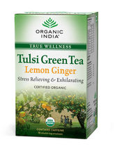 Tulsi Green Tea Lemon Ginger (18)