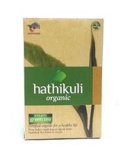 Hathikuli Organic Tea Green (100 gm)