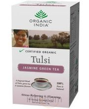 Tulsi Jasmine Green Tea 18 Tea Bags Box (18)