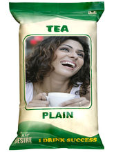 Certified Cafe Desire Plain Tea Premix for Vending Machines - 1 kg