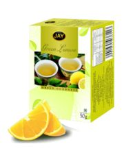 Jay Green Lemon 25 Tea bag