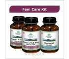 Fem Care Kit - Buy 2 WomenS Well Being Capsules Bottles + 1 Osteoseal Capsules Bottle (60)