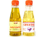 Combo Of Shakti Til (Gingelly) Oil & Crystal Castor Oil