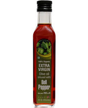 Azafran Organic Extra Virgin Olive Oil Infused Bell Pepper