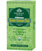 Tulsi Green 25 Tea Bags Box (25)
