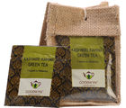 Goodwyn Kashmiri Kahwa Green Tea - Flavoured Tea Bags (40 gm)
