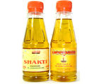 Combo Of Shakti Til (Gingelly) & Deepam Pooja (Lamp) Oil