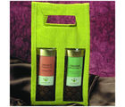 Goodwyn 2 Exclusive Tea Tins In Jute Bag (200 gm)