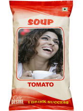 Certified Cafe Desire Tomato Soup Premix for Vending Machines - 1 kg