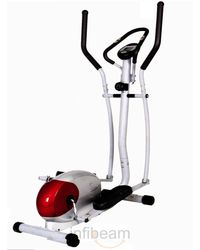 Pro BODYLINE Domestic Elliptical Trainer, standard-silver