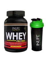 INLIFE Whey Protein 2Lb (Cookies And Cream Flavour...