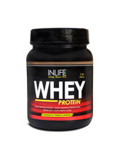 INLIFE Whey Protein 1Lb (Cookies And Cream Flavour...