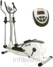 Domestic Elliptical Trainer - Electoinically Controlled