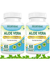 Morpheme Aloe Vera For Digestive And Skin Care - 5...