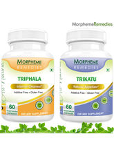 Triphala+ Trikatu For Effective Weight Loss