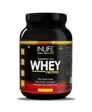 INLIFE Whey Protein 2Lb Chocolate Flavour