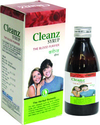 WestCoast Cleanz Syrup The blood purifier 150ml - Pack of 6